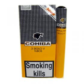 Cohiba Siglo V Tubo Pack of 3