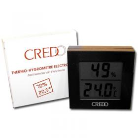 Credo Digital Thermo-Hygrometer (Recommended)