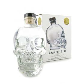 Crystal Skull Head Vodka - 70cl 40%