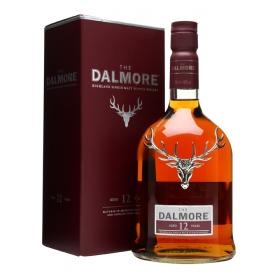 Dalmore 12 Year Old Malt Scotch Whisky 70cl 40%