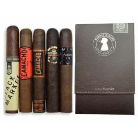 The Halloween Sampler - 5 Cigars