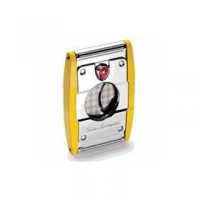 Torino Lamborghini Precisione Yellow Cigar Cutter NEW