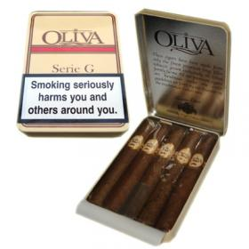 Oliva Serie G Cameroon - Tin of 5