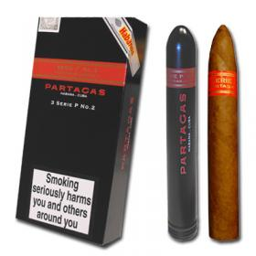 Partagas Serie P No.2 Tubo - Pack of 3