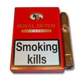 Ritmeester Royal Dutch - Half Corona – 5's