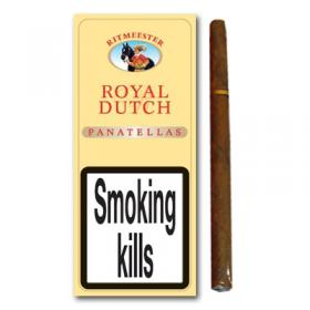 Ritmeester Royal Dutch Panatelas – 5's