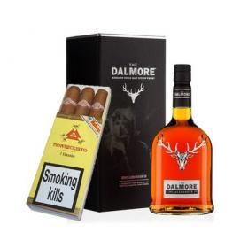 Dalmore King Alexander III with Montecristo Edmundo NEW