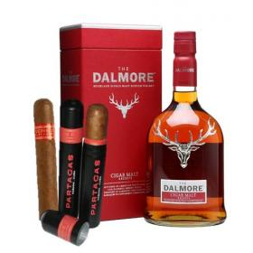 Dalmore Cigar Malt with Partagas Serie D No 4 Tubo
