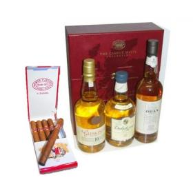 Whisky Romeo Sampler