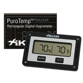 Xikar Slim Digital Hygrometer