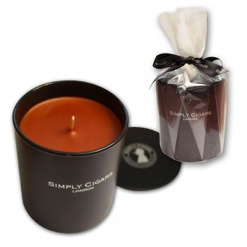 Simply Cigars Candle