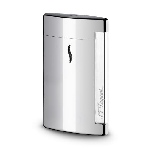 ST Dupont Mini Jet Chrome Grey
