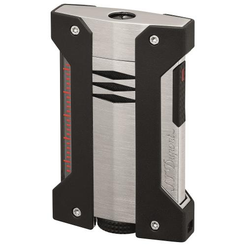 ST Dupont Lighter – Defi Extreme – Brushed Chrome