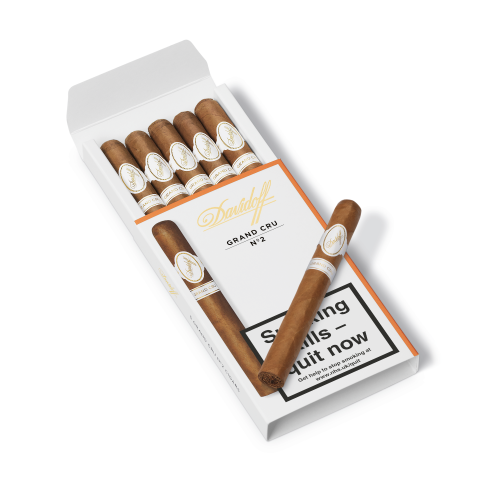 Davidoff Grand Cru No.2 - 5's