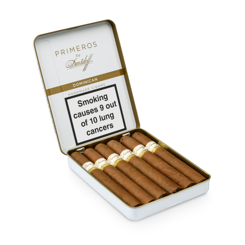 Davidoff Primeros Dominican Cigar - Tin of 6