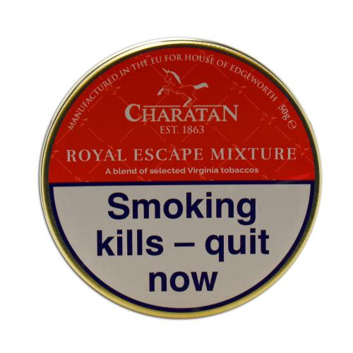 Charatan Royal Escape Pipe Tobacco 50g Tin (Dunhill Royal Yacht)