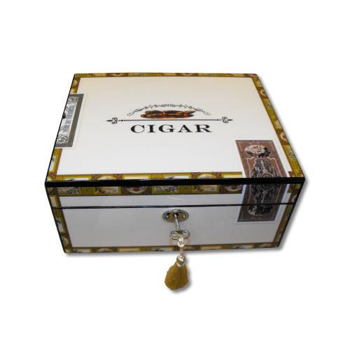 'Cigar Box' Humidor – 60 Cigar capacity