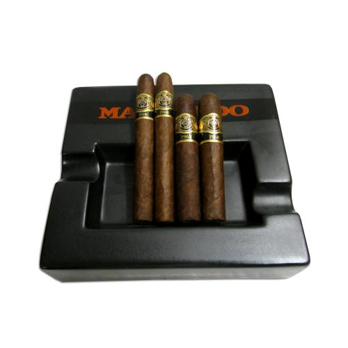 Macanudo 1968 Ashtray Sampler - 4 Cigars