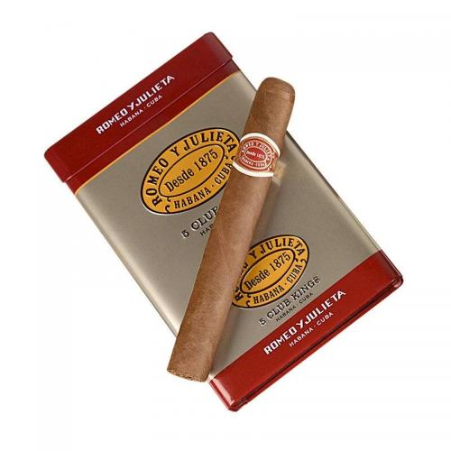 Romeo y Julieta Club Kings - 5 Cigars