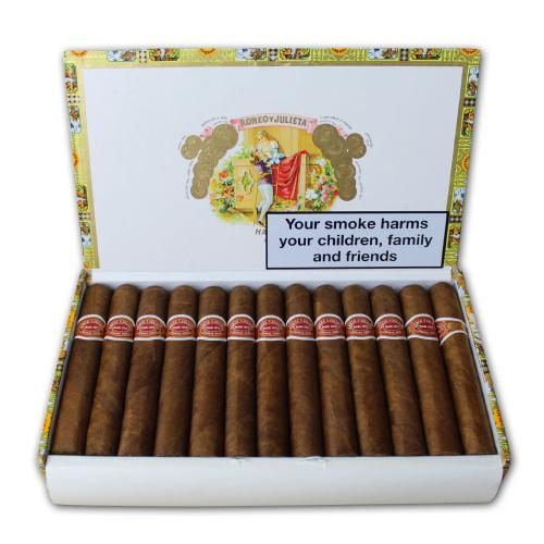 Romeo y Julieta Exhibition No.4 - 25's
