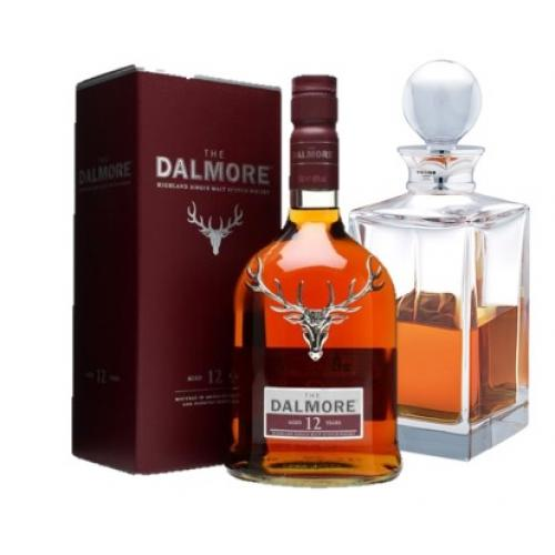 Dalmore Malt Whisky & Spirit Decanter