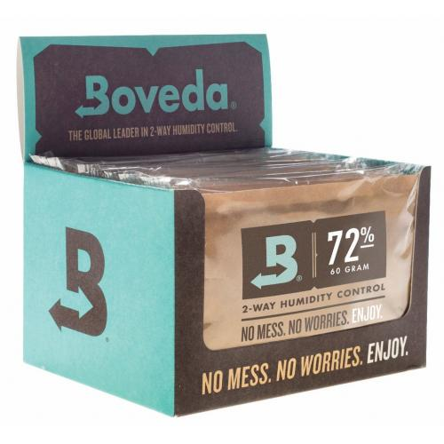 Boveda Humidifier – 60g – 72% RH - Pack of 12