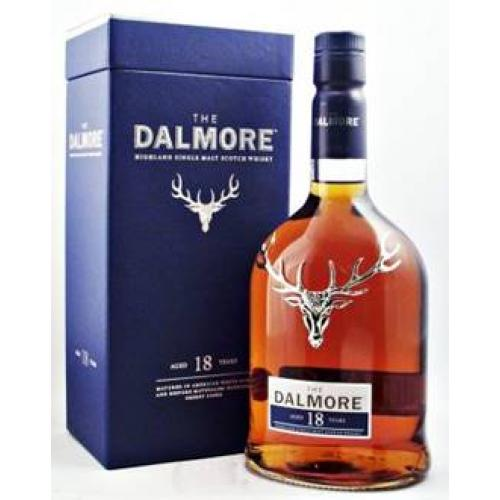 Dalmore 18 Year Old Malt Scotch Whisky 70cl 43%