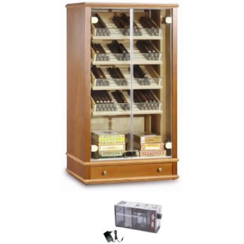Tiempo Madison Plus Free Standing Humidor