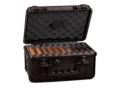 Xikar Travel Waterproof Case - 50-80 Cigars