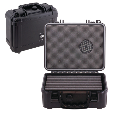 Xikar Travel Waterproof Case - 18-24 Cigars